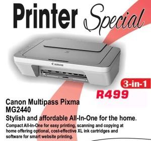 Printer Special